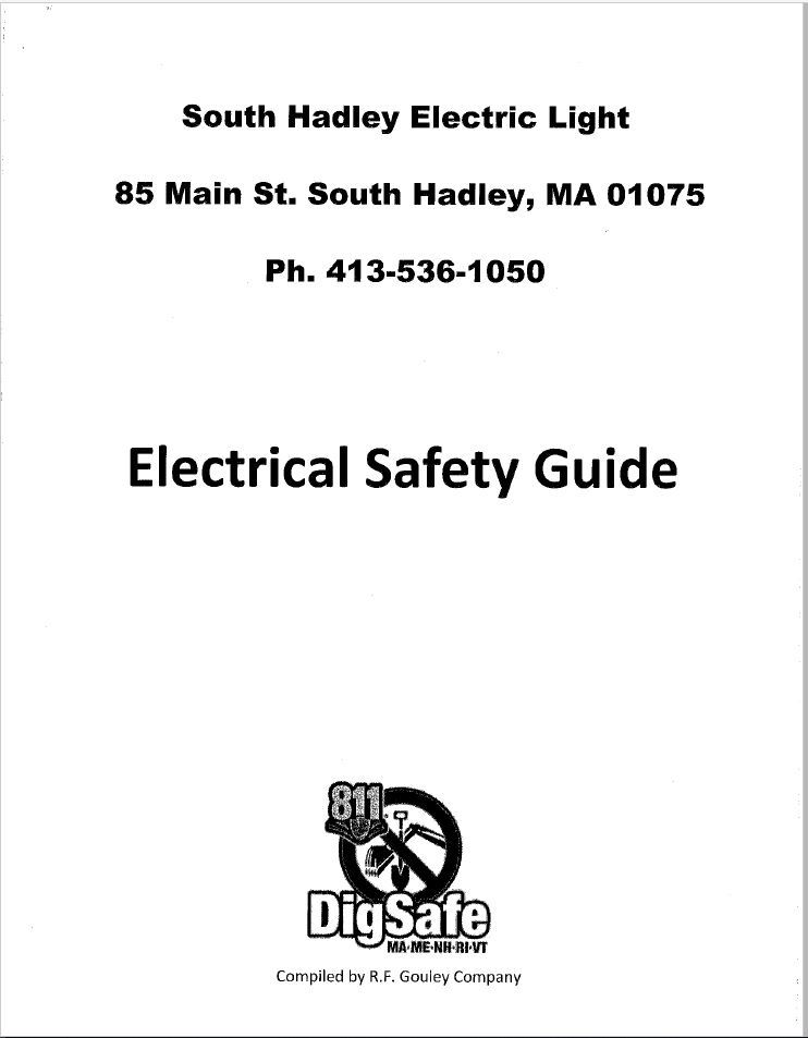 Electrical Safety Guide 1st page